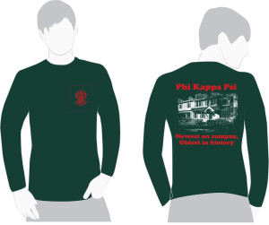 19003 Phi Psi Newest on Campus MODEL 3